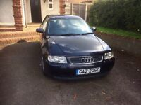 SOLD!!! Audi A3 TDI SE, MOT ended Nov 17, plate not included, very reliable, few chips etc.