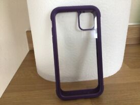 Free Purple Case for IPhone 11