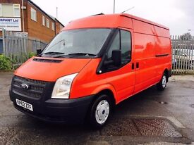 2012 62 FORD TRANSIT 125 t300 FWD *** AIRCON ***
