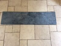 New never used countertop blue