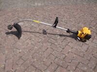 petrol Strimmer , it has not had much use