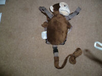 Monkey childs harness. new, never used. Made by Gold bug