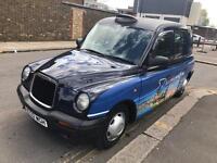 LTX TX1 (London taxi) aircon, 11 months MOT