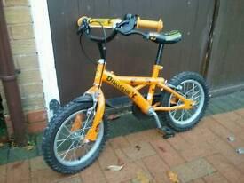 Boy bike