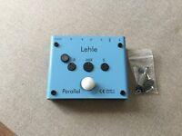 Lehle Parallel L line mixer pedal send return