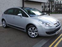Citroen C4 1.6 HDi Cachet 5dr£1,995 p/x welcome 3 MONTHS NATIONWIDE WARRANTY