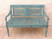 Quality Unique Bench (delivery)