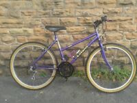 Retro Gitane HAZE Ladies French Mountain Bike - MINT Condition