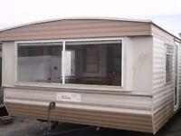 Atlas Florida Super FREE DELIVERY 35x12 3 bedrooms 2 bathrooms static caravan off-site