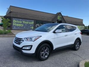 2015 Hyundai Santa Fe Sport Luxury / LEATHER / SUNROOF / AWD