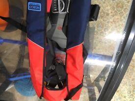 Seago 15N auto life jacket adault