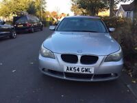 2004 BMW 530i - Sat Nav, Leather 265bhp Fast Saloon - Damaged Unrecorded better than 530d
