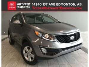 2016 Kia Sportage LX | Rmt Start | Backup Cam | 2 Sets of Tires