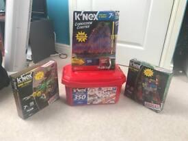 K'nex bundle