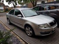 2006 Skoda Superb Elegance V6 Auto - Fully Loaded & LPG !!! Not Passat/Insignia/Mondeo/Octavia
