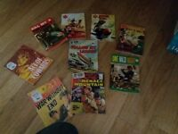 War etc comic magazines