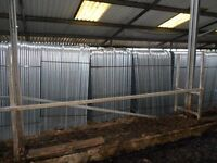 NEW OR USED HERAS FENCE PANELS