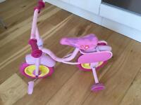 Peppa Pig bike for 3+ year