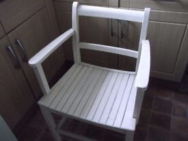 CHAIR FOR UP CYCLE REPAINT PROJECT