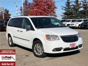 2015 Chrysler Town & Country LIMITED**DUAL DVD**POWER SUNROOF**N