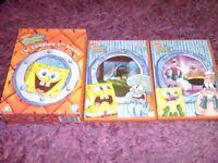 spongebob dvd boxset