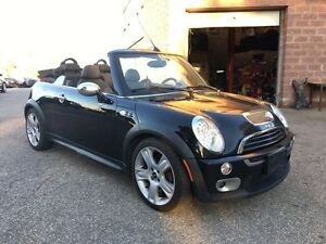 2005 MINI Cooper Convertible S - SAFETY&E-TESTED - ONE OWNER