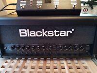 blackstar ID60 TVP 60w guitar amp head with fs10 footcontroler for sale