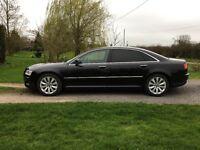 Audi A8 3.0 TDI Quattro LWB 2008