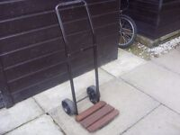 SMALL SACK BARROW (IDEAL FOR DOMESTIC USE) £10.00