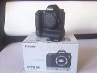 Canon 6D+ battery grip (MINT CONDITION)