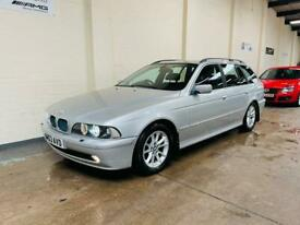 image for Bmw e39 se touring 525d auto in stunning condition long mot December low mileage fsh