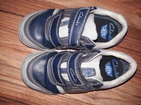 Boys Clarks shoes Size UK 11 H / EU29