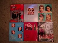 Sex and the City DVDs - Series 1 - 6