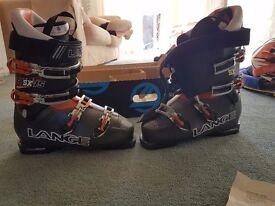 Lange sx 75 ski boots size 27.5 uk 10