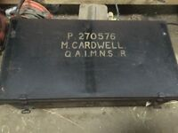 Metal Ex Army Box 3ft x 1ft6inches x 1ft