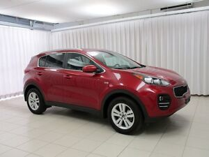 2017 Kia Sportage STUNNING!! AWD SUV w/ TOUCH SCREEN MONITOR, HE
