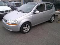 2006 Chevrolet Aveo 5 LT-4 cylindres, Manuelle-SPECIAL- Jantes