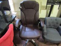 prestige homekraft executive leather chair