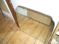 dressing table mirror and supports good cond