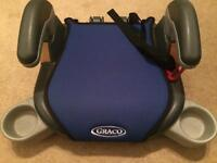 Car Booster Seat With Cup Holders