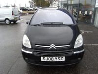 2008 08 CITROEN XSARA PICASSO 1.6 PICASSO VTX 16V 5D 92 BHP **** GUARANTEED FINANCE ****P/EX WELCOME