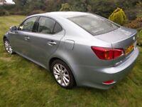 Lexus IS Series: SE 2.2l 'Excellent car- long MOT'