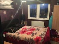 1 double room to rent £300 pcm