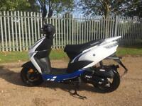 Lexmoto 50cc moped