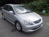 HONDA CIVIC VTEC EXECUTIVE 1.6 2004 5DR HATCHBACK PETROL