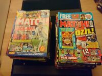 Over 250 Match Magazines & 17 Match Annuals/Books