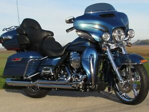 2014 harley-davidson Electra Glide Ultra Limited   $9,000 in Opt London Ontario image 2