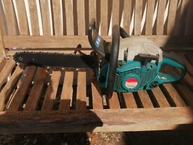 Makita 50cc professional chainsaw cost £500