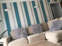 Comfortable sofa corner