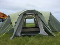 Outwell Hartford XL Dome tent